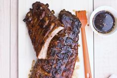 The Top 10 Barbecue Sauce Recipes You'll Try: Jack Daniel's Rib Glaze