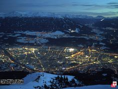Innsbruck, Bergen, Bavaria, Airplane View, Mountains, Nature, Travel, Bayern, Hang Gliding
