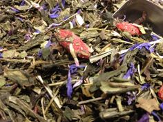 Wings of a Dove tea blend