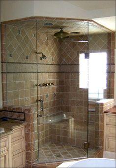Bathroom Tiles Brown taupe subway tile … | pinteres…