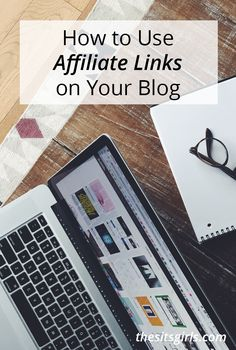 Make money online with affiliate links on your blog. This is a great way to earn…