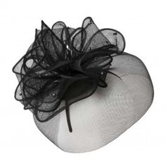 Available at www.hats.com Corinne Fascinator - $103.00