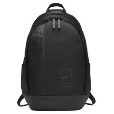 3aa7d81dcd8a Nike Court Advantage Tennis Backpack - One Size Black Black Anthracite