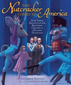 Ever wonder how a 19th-century Russian ballet became a 21st-century holiday tradition in America? Follow the story of the three ballet-loving Christensen brothers, who staged America's first full-length production of The Nutcracker in the 1940s. Download a free bookmark here! https://www.lernerbooks.com/digitalassets/Assets/Title%20Assets/15052/9781467721516/Bookmark.pdf