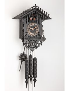 gothic cuckoo clock - Google Search