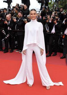 Elle Fanning from Cannes Film Festival Star Sightings Stacy Martin, Winnie Harlow, Natasha Poly, Berlin Film Festival, Cannes Film Festival, Atelier Versace, Ashi Studio, Valentino, Ralph & Russo