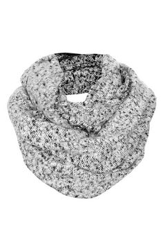 blanket infinity scarf - even sounds as warm as it looks! @Nordstrom