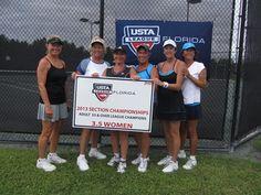 Duval - 3.5 Womens Champions 2013