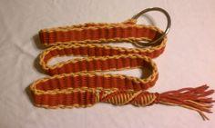 Crown Squire belt.
