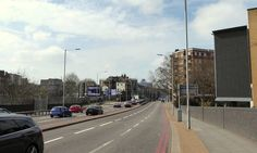Another new #DOOH panel being added to @JCDecaux_UK #CromwellRoad spectacular….??? Both #inbound & #outbound facing