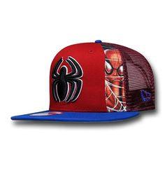 Spiderman Slice 9Fifty Snapback Cap