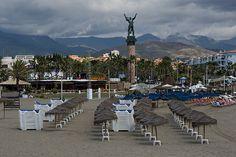 Playa de Puerto Banus, Marbella