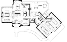 1000 Ideas About Attached Garage On Pinterest Hud Homes