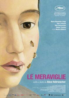 """Alice ROHRWACHER, """"Le Meraviglie"""", Italia 2014 con Maria Alexandra Lungu, Sam Louwyck, Alba Rohrwacher, Sabine Timoteo, Agnese Graziani"""