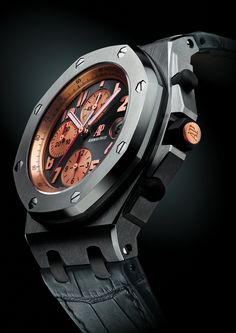 Watches by SJX: Introducing The Audemars Piguet Royal Oak Offshore Pride of Indonesia Limited Edition (Specs & Price) Audemars Piguet Gold, Audemars Piguet Diver, Audemars Piguet Watches, Amazing Watches, Beautiful Watches, Cool Watches, Watches For Men, Unique Watches, Devon Watch