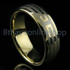 Gold plated wrist band