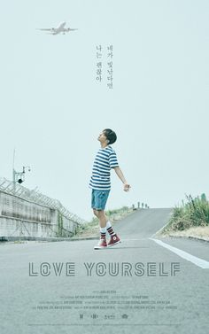 "170811 Big Hit Ent's Tweet ""#BTS #방탄소년단 #LOVE_YOURSELF Poster #JHOPE "" As long as you are shining, I'm okay. ""Trans cr: Kylie @ allforbts © Please take credit when taking out """