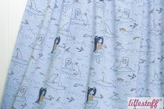 lillestoff » Meerjungfrauen « // Design: SUSAlabim // ausverkauft