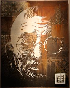 Eastern philosophy street art by Cryptik » Lost At E Minor: For creative people