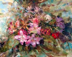 Mara Schasteen Oil Paintings - Fine Art Blogger
