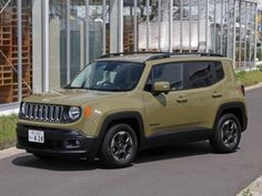 Jeep Patriot, Dodge Chrysler, Jeep Renegade, Future Car, Offroad, Jeep Stuff, Bike, Vehicles, Cars