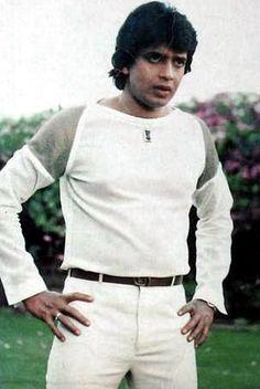 Bollywood Photos, Bollywood Actors, Indian Hot Images, Amitabh Bachchan, Madhuri Dixit, Men Sweater, Celebrity, Facebook, Retro