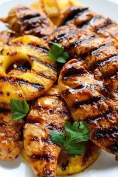 Gluten Free Recipes For Dinner, Healthy Dinner Recipes, Cooking Recipes For Dinner, Cooking Blogs, Healthy Chicken Dinner, Oven Cooking, Cooking Light, Grilled Chicken Recipes, Fried Chicken