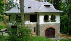 Casa Nicolae Iorga Romania, Gazebo, Outdoor Structures, Architecture, Houses, Arquitetura, Kiosk, Cabana, Architecture Illustrations