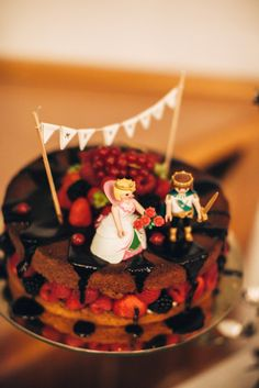 #mariage #wedding cake Playmobile  Caketoppers