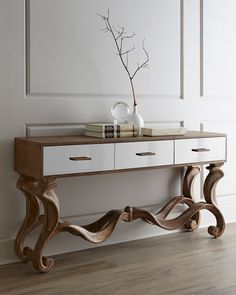 Ambella Gisselle Console Living Room Cabinets, Living Room Furniture, Home Furniture, Modern Furniture, Furniture Design, Furniture Storage, Furniture Outlet, Handmade Furniture, Mirrored Furniture