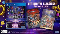 SEGA Genesis Classics - PlayStation 4 #SEGA #Genesis #Classics #PlayStation