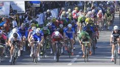 Mark Cavendish wins the last stage of Volta Algarve