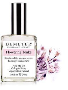 Flowering Tonka Demeter Fragrance for women and men