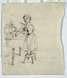 William Sidney Mount, 1830