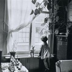 Jordaan, Amsterdam, 1955 Eva Besnyö