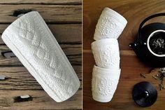 Alfarería: nuevas propuestas para tu casa  Tazas, platos, fuentes y objetos deco con el valor de lo artesanal.  /Gentileza ThiaraK