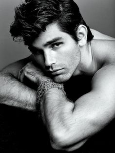 Justin Gaston will serve as my arm candy