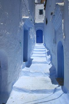 (Chefchaouen, Morocco)