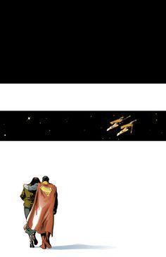 Superman - Secret Identity by Stuart Immonen *