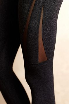 Heathered High-Rise Leggings #anthrofave #anthropologie.com