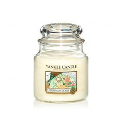Yankee Candle bougie Christmas Cookie (moyenne jarre) - The American Corner