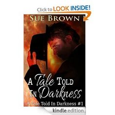 A Tale Told In Darkness. Have you seen my latest release? It's not your average Vampire romance, as someone else is out to get the juicy slab of meat.