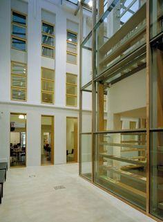 Vaasa City Library, Vaasa, Finland - Lahdelma & Mahlamäki Architects