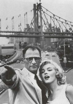 arthur and marilyn