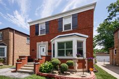 Real Estate Photography - 9925 S. Maplewood, Chicago, IL, 60655 - Front View