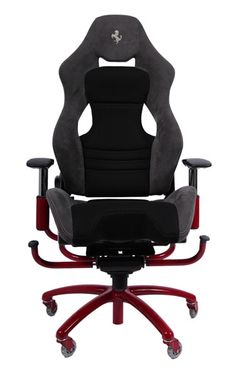 Ferrari Scuderia Carbon Fiber Office Chair
