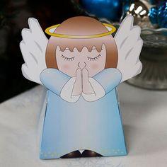 Printable Angel Box http://www.partyideasuk.co.uk/library/printable-templates/seasonal/angel-box.aspx