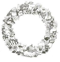 my fav illustration of Tove Jansson Les Moomins, Moomin Valley, Maurice Sendak, Design Art, Graphic Design, Tove Jansson, Up Book, Children's Book Illustration, Neko