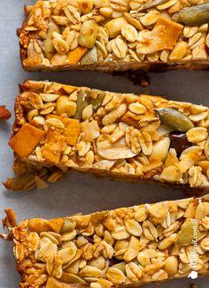 Vertical-closeup-mango-coconut-nut-seeds-bars