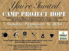 Camp Project Hope